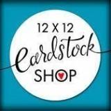 12x12cardstock