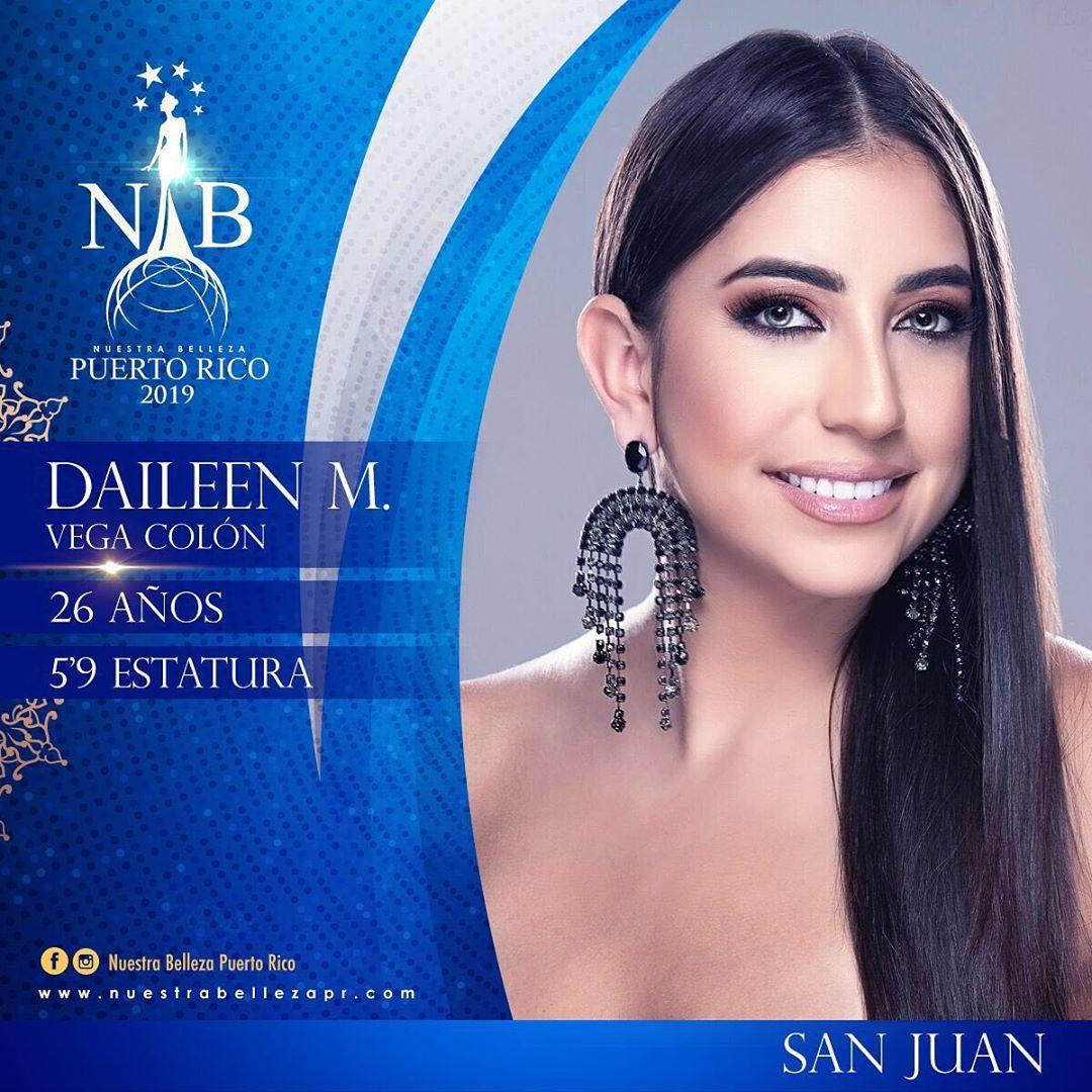 candidatas a nb puerto rico 2019. final: 11 sept. 12bc6L