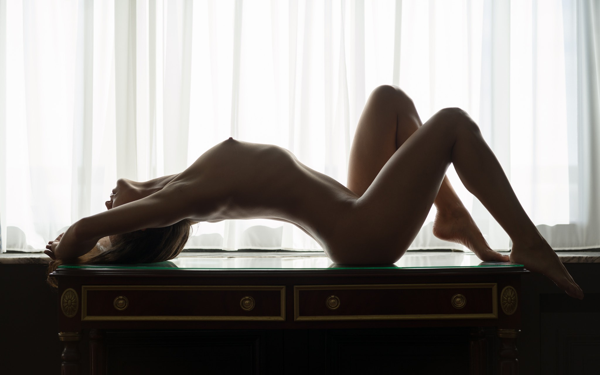 Arched Back Nude Naked Porn Galleries