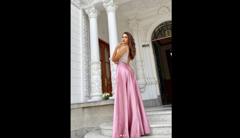 Miss Perú Universo: Jessica Newton presentó a la décima candidata 18e6yW