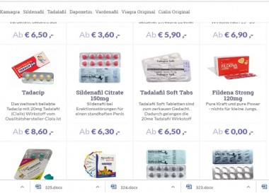 Today, nearby the extending usage of the Internet for business cialis reasons, individuals can without quite a bit of a stretch purchase Viagra or even any sort of various other adversary of ED medications beginning from the home.   Web:https://potenzguru.org/de  #viagra #sildenafil #potenzmittel #Kamagra #kaufen #tadalafil #Erektion #cialis