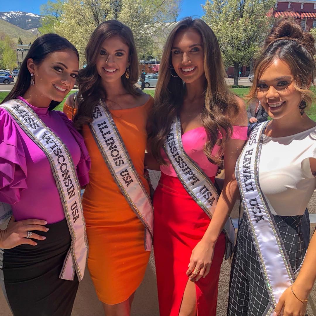 candidatas a miss usa 2019. final: 2 may. - Página 36 1G8CRb