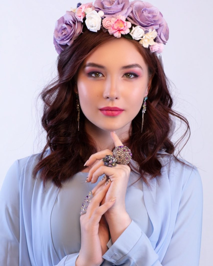 candidatas a miss kazakhstan 2019. final: 2 may.  - Página 2 1GHFLX
