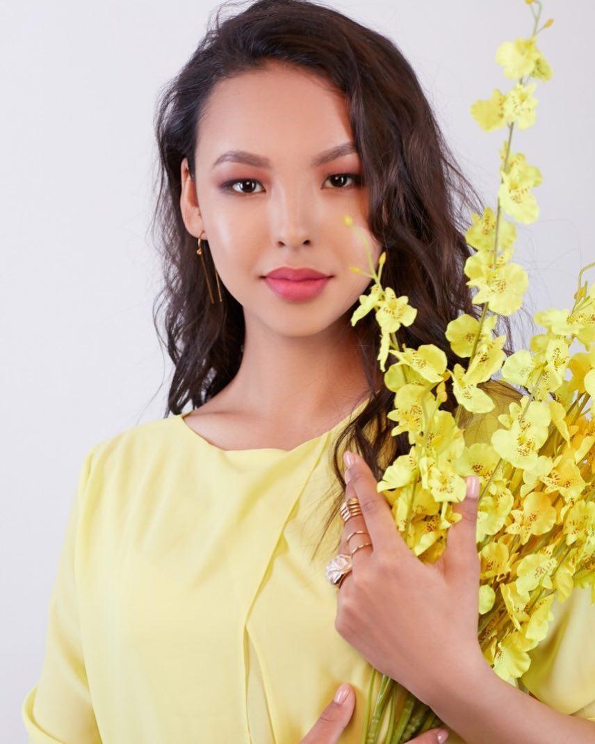 candidatas a miss kazakhstan 2019. final: 2 may.  - Página 2 1GHZQN