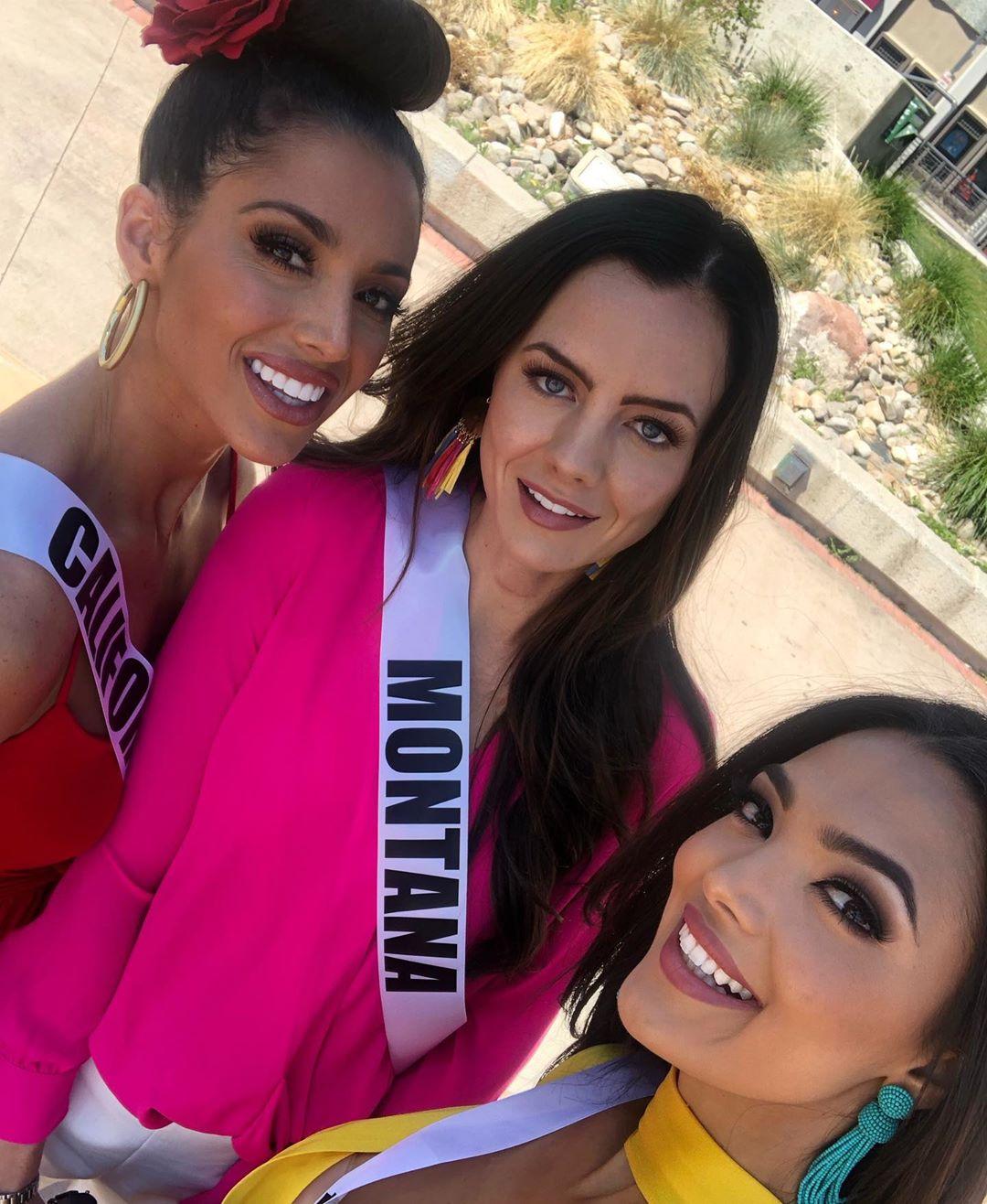 candidatas a miss usa 2019. final: 2 may. - Página 24 1GhADo