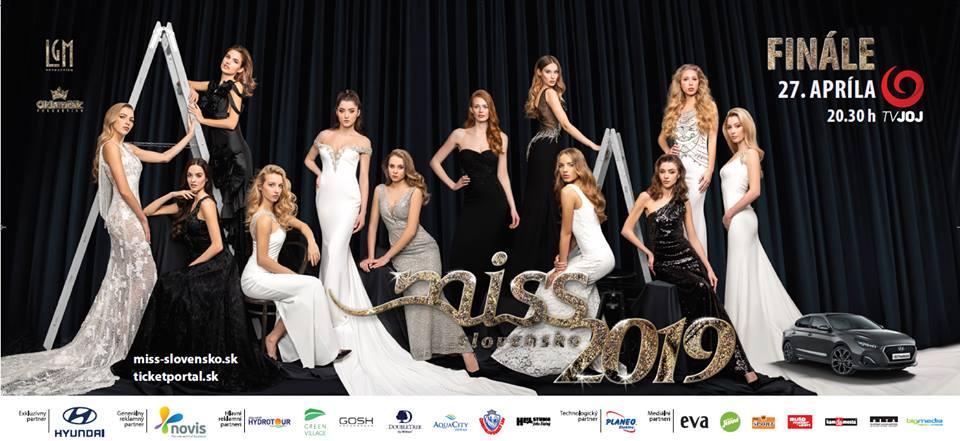candidatas a miss slovensko 2019. final: 27 de abril. - Página 8 1Gwqjc