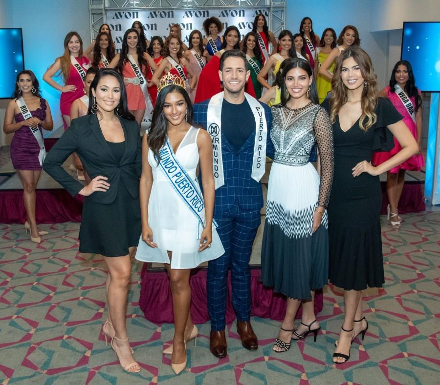 candidatas a miss puerto rico mundo 2019. final: 29 de agosto. - Página 2 1PBN01