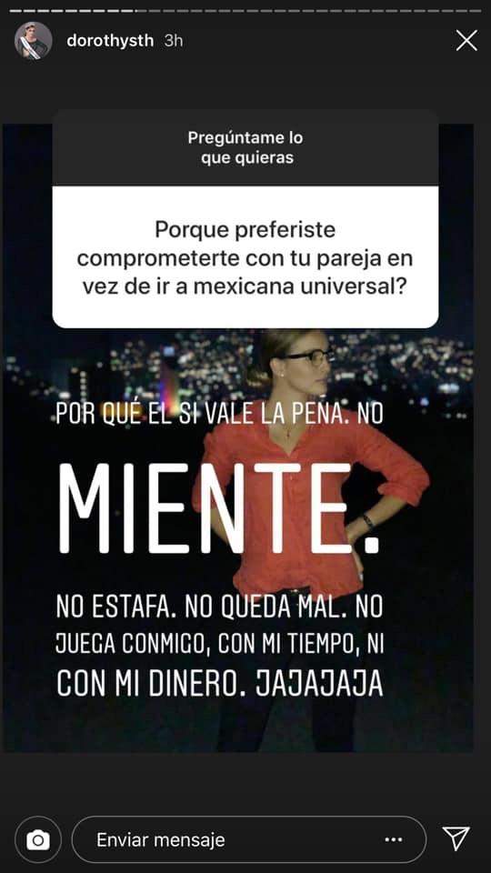 Se reduce a 31 las candidatas a Mexicana Universal 2019, Miss Jalisco - Dorothy Sutherland, fue eliminada de la competencia 1PIH4j