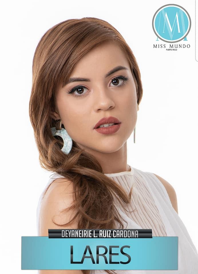 candidatas a miss puerto rico mundo 2019. final: 29 de agosto. - Página 2 1PW6UG