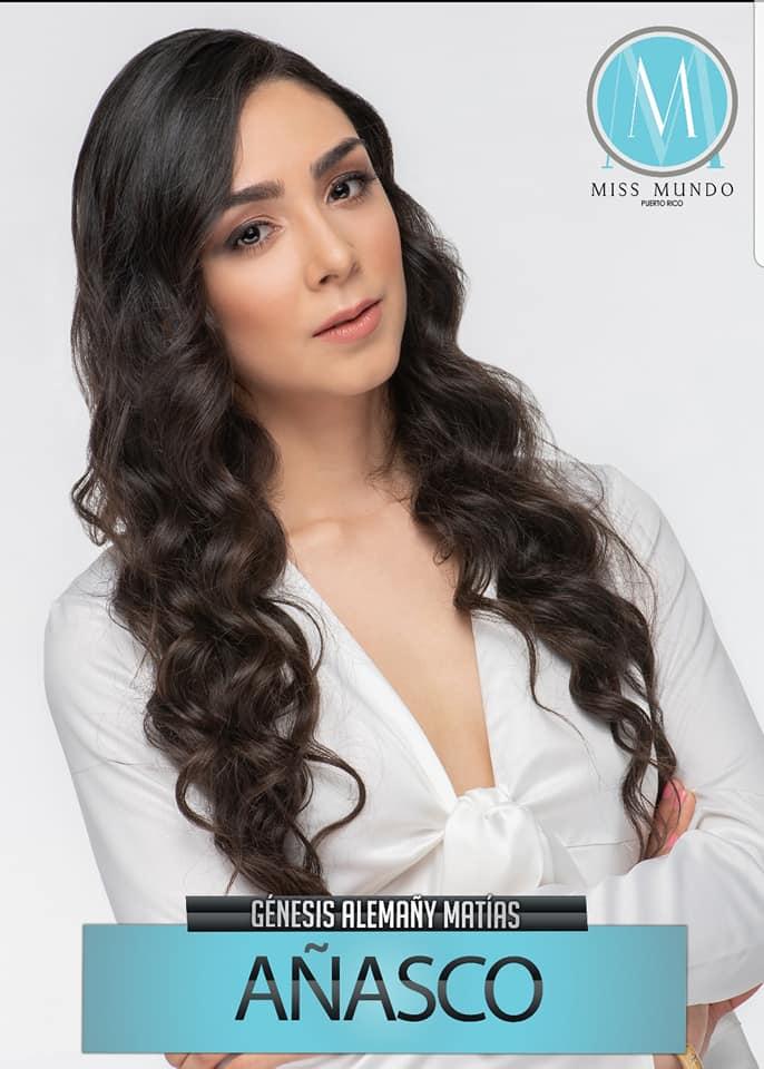 candidatas a miss puerto rico mundo 2019. final: 29 de agosto. 1PW8SC