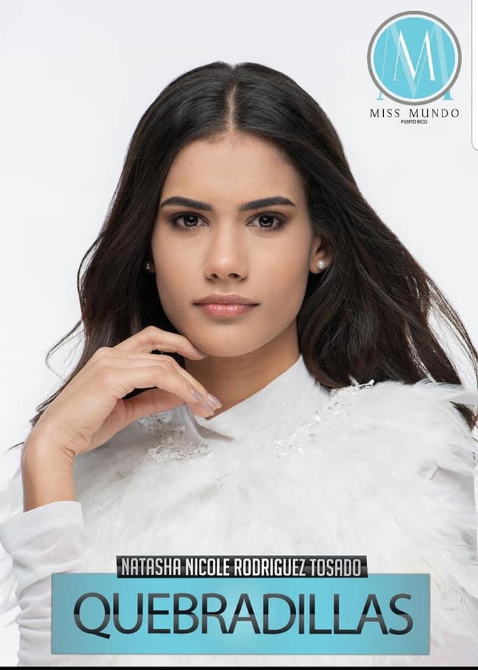 candidatas a miss puerto rico mundo 2019. final: 29 de agosto. - Página 2 1PWatE