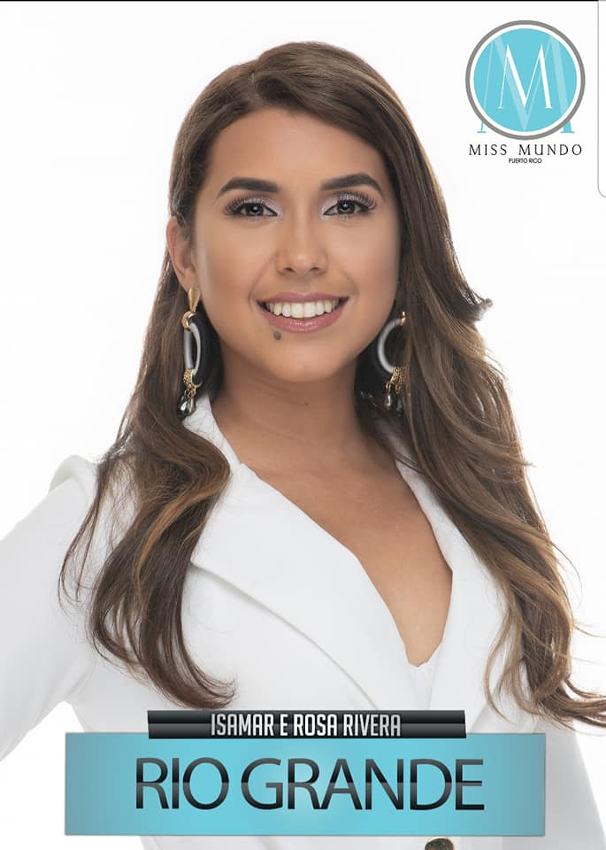 candidatas a miss puerto rico mundo 2019. final: 29 de agosto. - Página 2 1PWeor