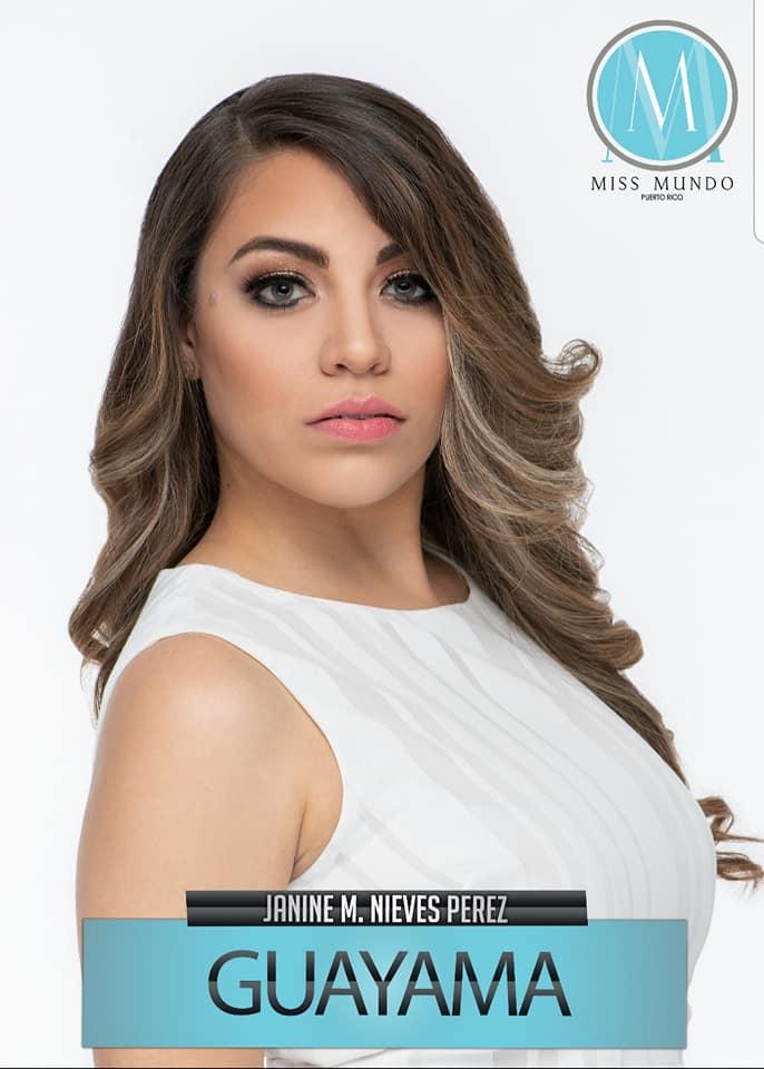 candidatas a miss puerto rico mundo 2019. final: 29 de agosto. 1PWk4F