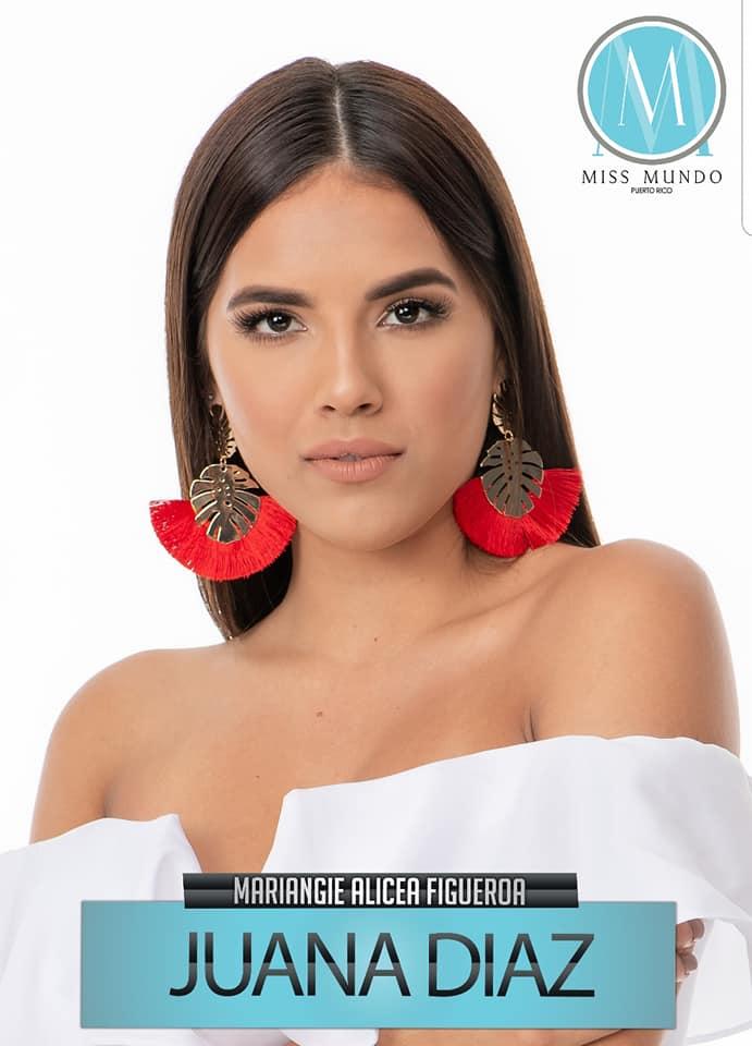 candidatas a miss puerto rico mundo 2019. final: 29 de agosto. 1PWvg2