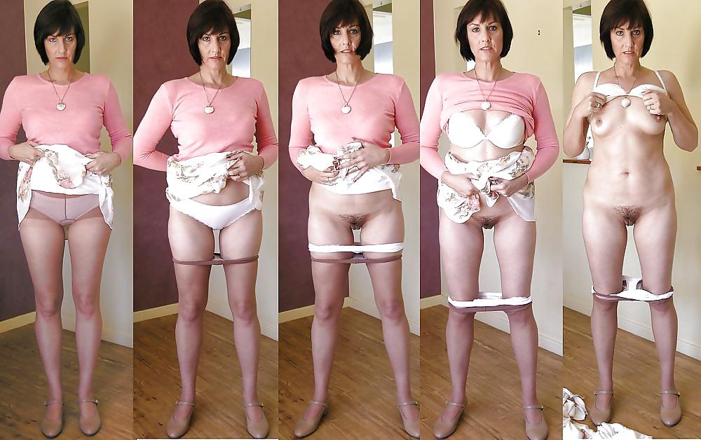 Undress girl panty video 1