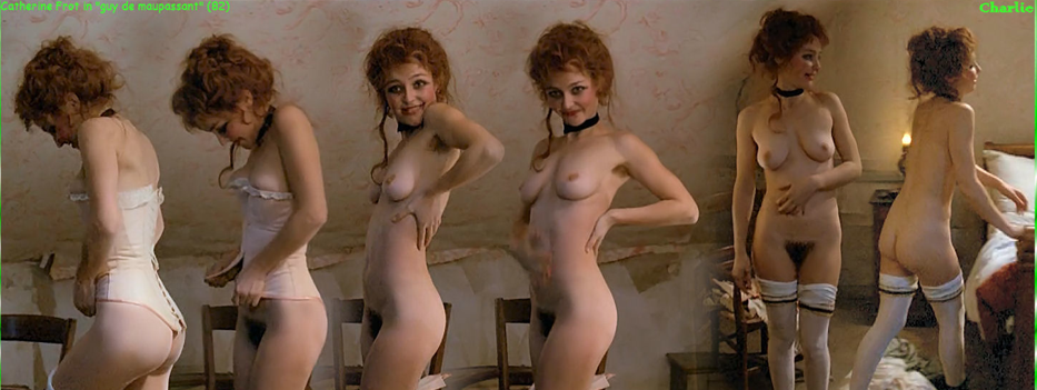 Catherine spaak nude in the libertine free sex pics