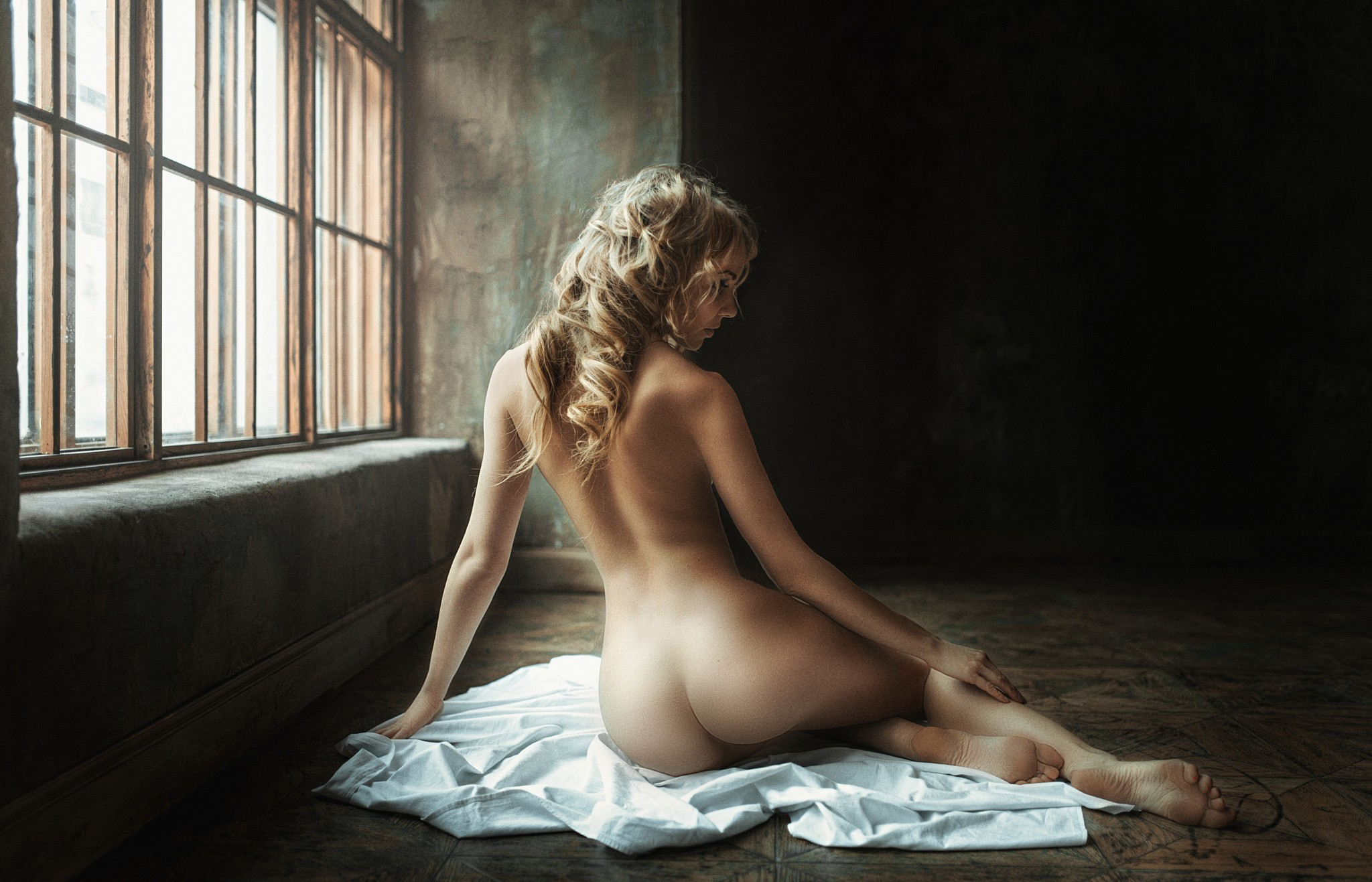 Nude art photography class with lindsay adler