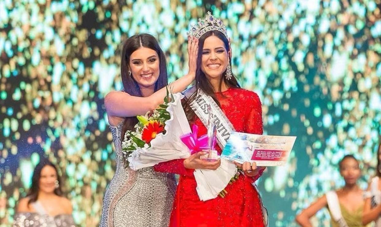 La venezolana Teresa Ruglio representará a Malta en el Miss Universo 1cn1hk