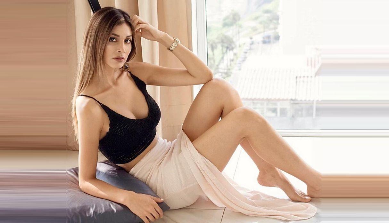 Ella es Pamela Sánchez, la quinta candidata oficial al Miss Perú 2019 (top 40 de miss world 2017).  1cn99R