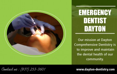 Easily Selecting An Emergency Dentist in Dayton At https://www.dayton-dentistry.com/contact/dayton-oh-office/  Find Us: https://goo.gl/maps/s6juyb3BgEM2  Deals in.  Dentist Dayton Dental Implants Dayton Botox Dayton Cosmetic Dentist Dayton Professional Teeth Whitening Dayton Family Dentist In Dayton  In many cases, there are instances where you might need the services of an Emergency Dentist in Dayton to help you with taking care of any dental emergencies that you have. There are various injuries and emergencies that a dentist can take care of for you. It is even easy for you to get an appointment set up with a dentist. This is especially helpful in that one of these services can allow a dentist to be able to take care of the needs with ease.  Dayton Comprehensive Dentistry 5395 Burkhardt Road Dayton, OH 45431 Phone: (937) 253-3601  Social---  https://www.youtube.com/channel/UCe5Bwb8reUwK_SRd7_E9A4w https://remote.com/dr-coreysellers https://wiseintro.co/emergencydentistdayton https://about.me/cosmeticdentistdayton