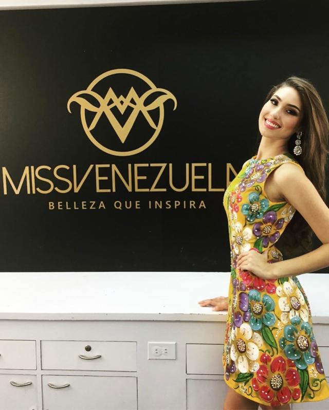 candidatas a miss venezuela universo 2019. final: 1 de agosto. - Página 11 1fgAYo
