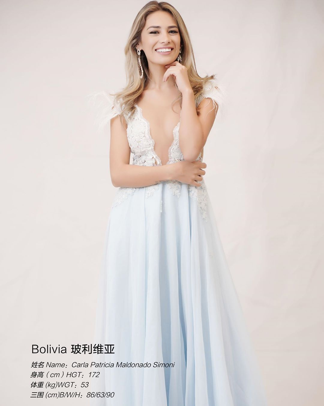 candidatas a miss tourism world 2019. final: 6 oct. sede: china. 1g9bP4