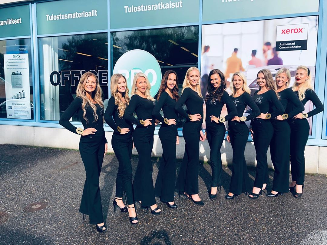 candidatas a miss suomi 2019. final: 28 sept. (concurso finlandes q envia candidatas a miss universe, miss world & miss international). - Página 5 1gvpMP
