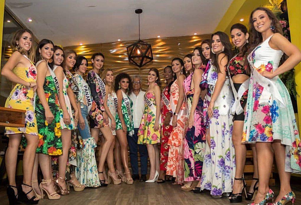 candidatas a miss latinoamerica 2019. final: 21 sept. sede: panama. - Página 2 1kO2el