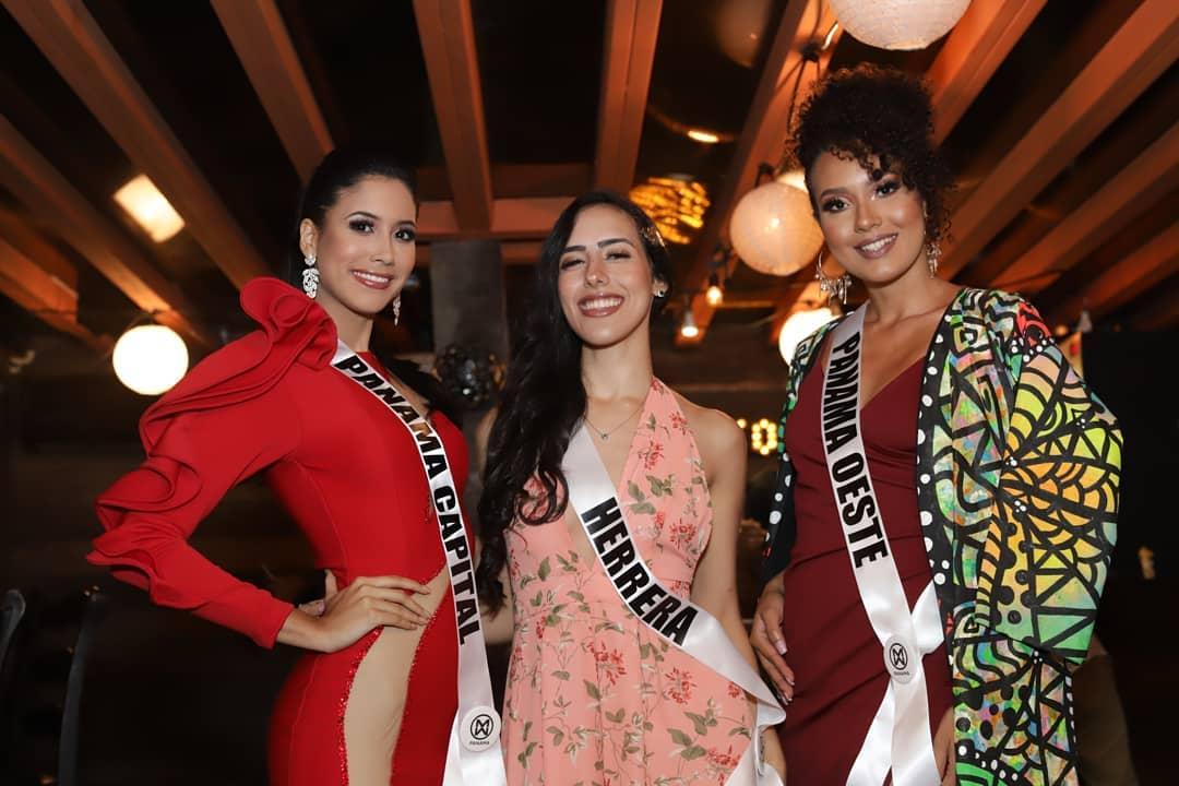 candidatas a miss panama mundo 2019. final: 19 sept.  - Página 2 1km7v1