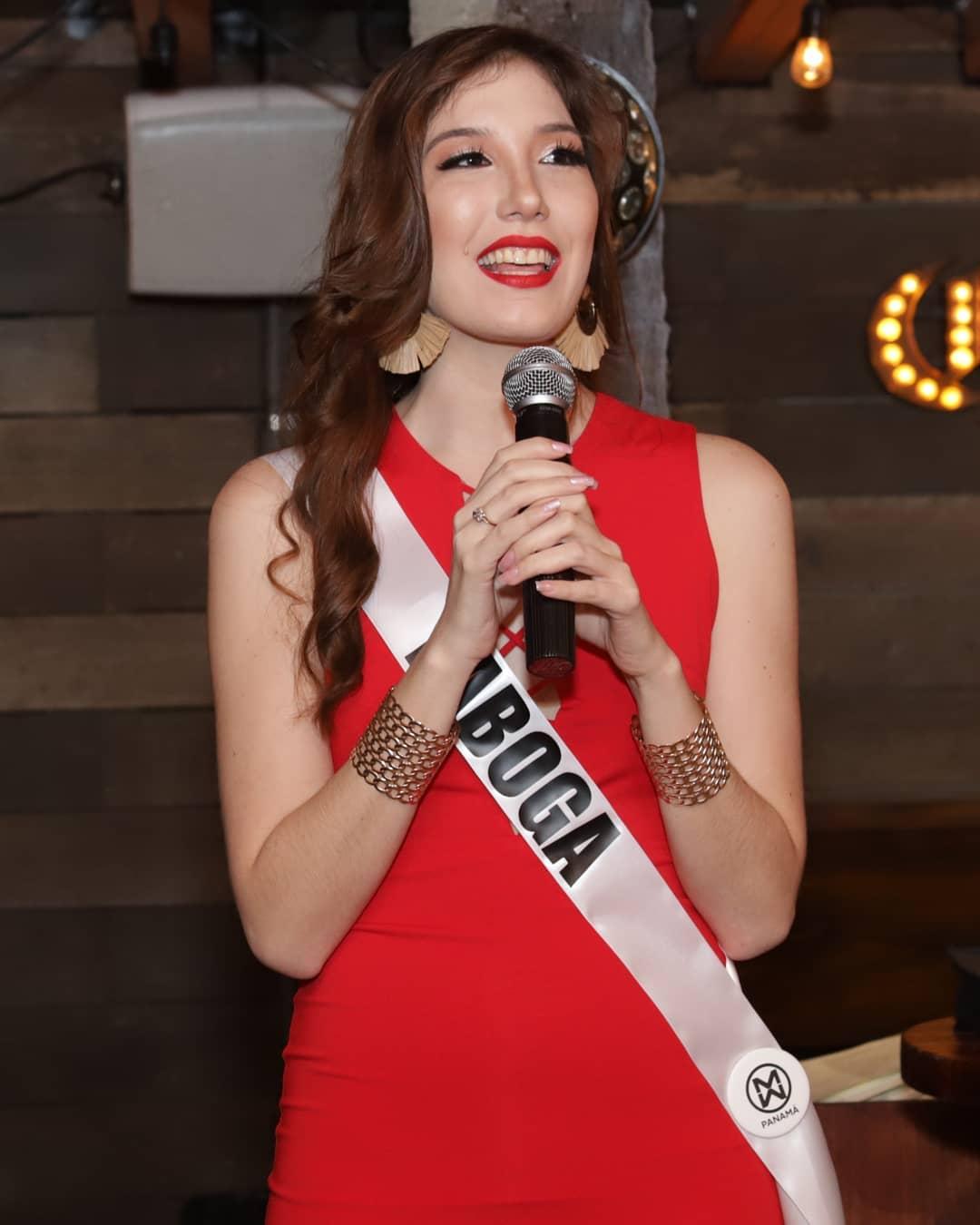 candidatas a miss panama mundo 2019. final: 19 sept.  - Página 3 1kmP1u