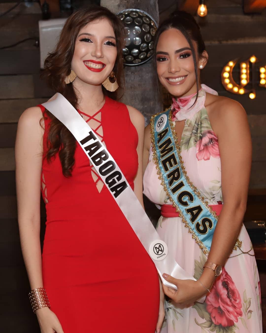 candidatas a miss panama mundo 2019. final: 19 sept.  - Página 3 1kmiqM