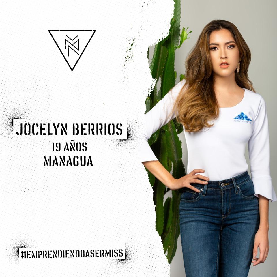 candidatas a miss universe nicaragua 2019. final: 17 de agosto. 1miGVl