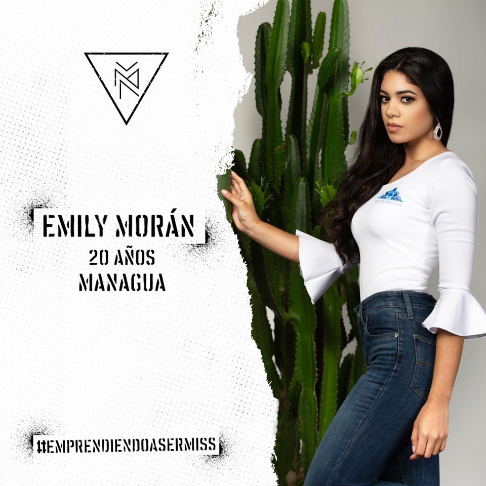 candidatas a miss universe nicaragua 2019. final: 17 de agosto. 1miYuk