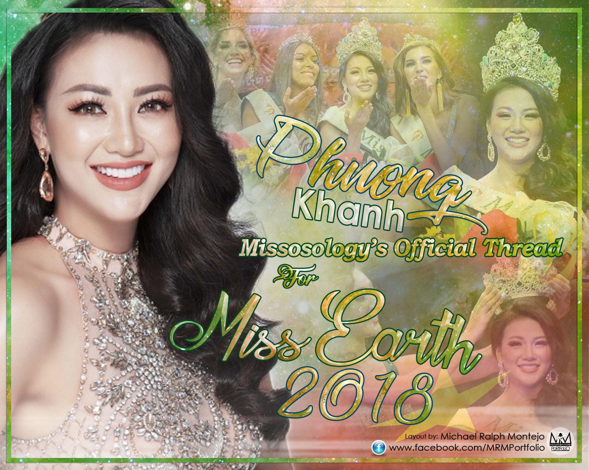 Miss Earth 2018, Phuong Khanh Nguyen