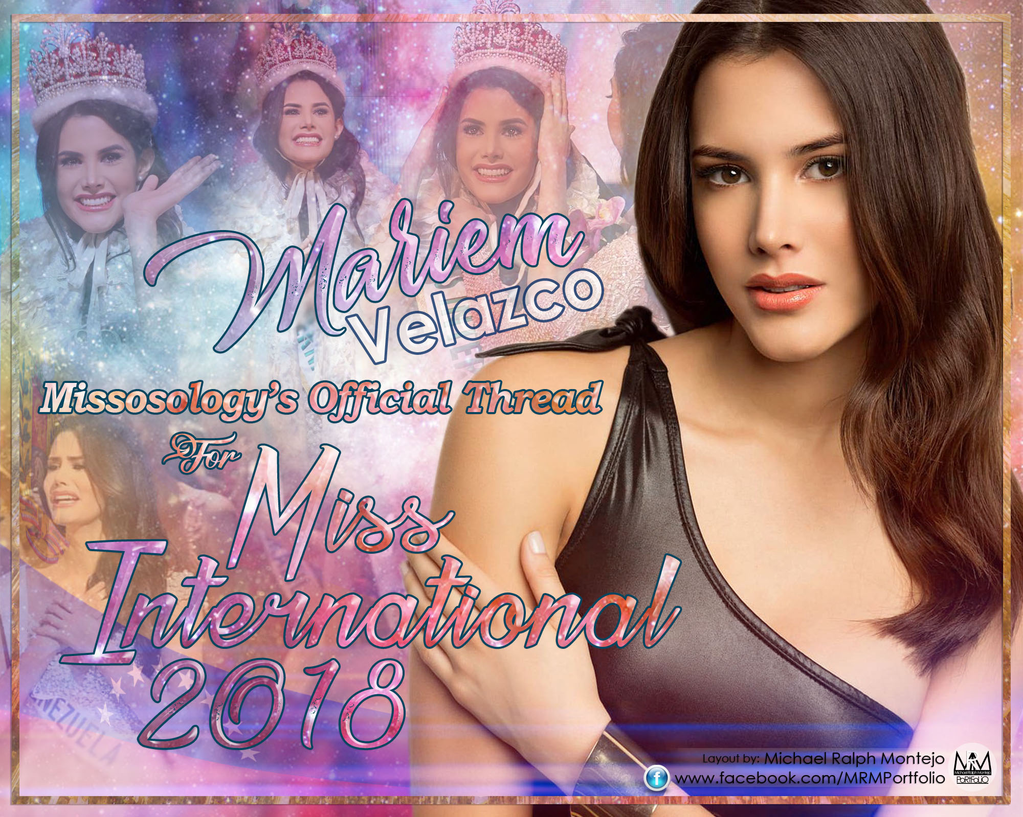 Miss International 2018, Mariem Velazco