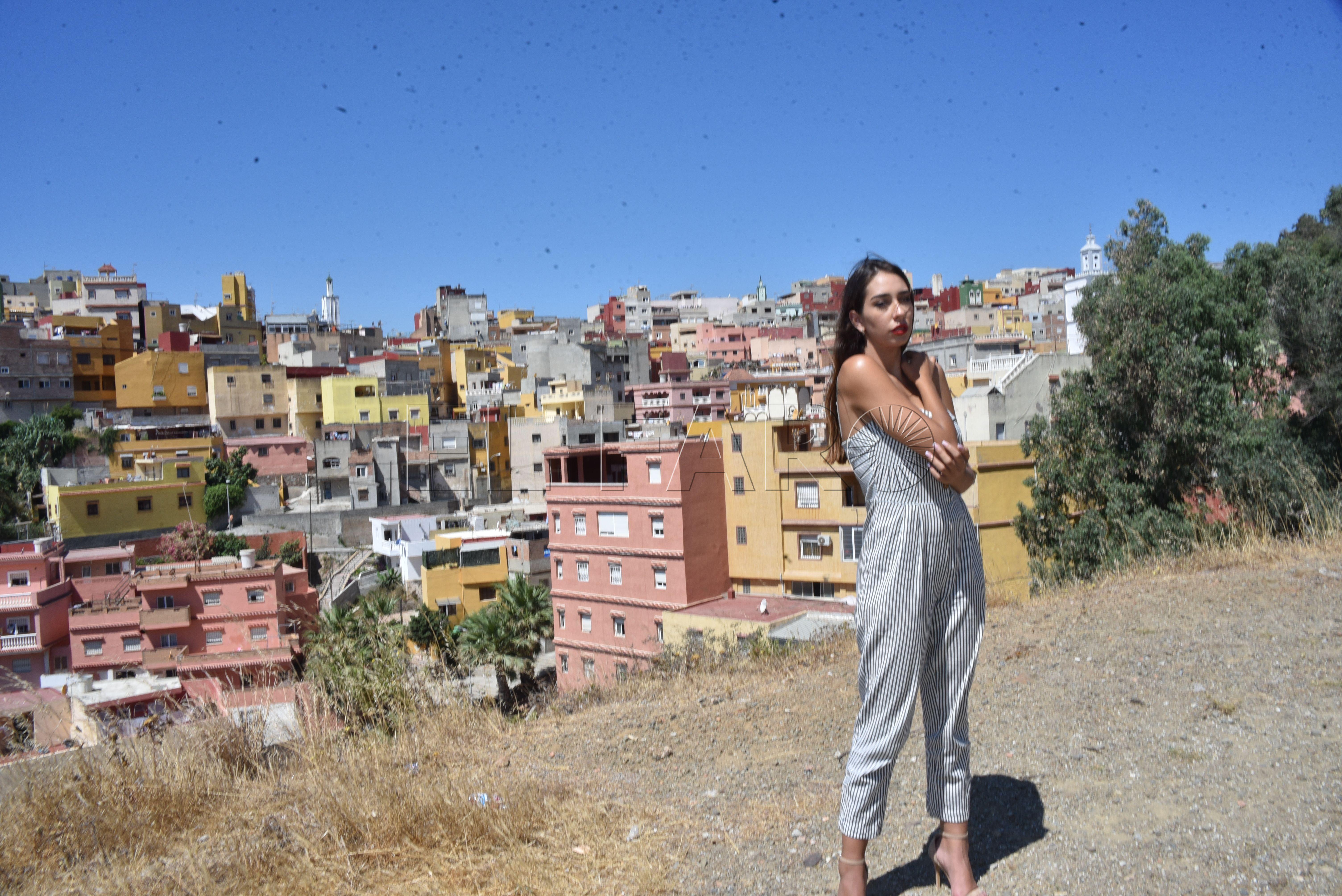 Feminista, futura guardia civil y modelo: Sara Martínez, la candidata ceutí a Miss Mundo 2019 1sLKkX