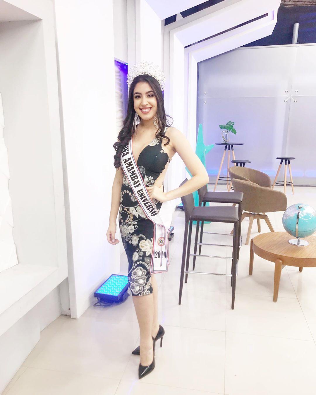 candidatas a miss paraguay 2019. final: 7 agosto. - Página 4 1semkx