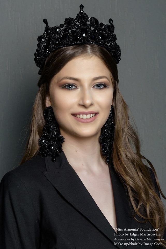 candidatas a miss armenia 2019. final: 9 & 15 july. 1supSj