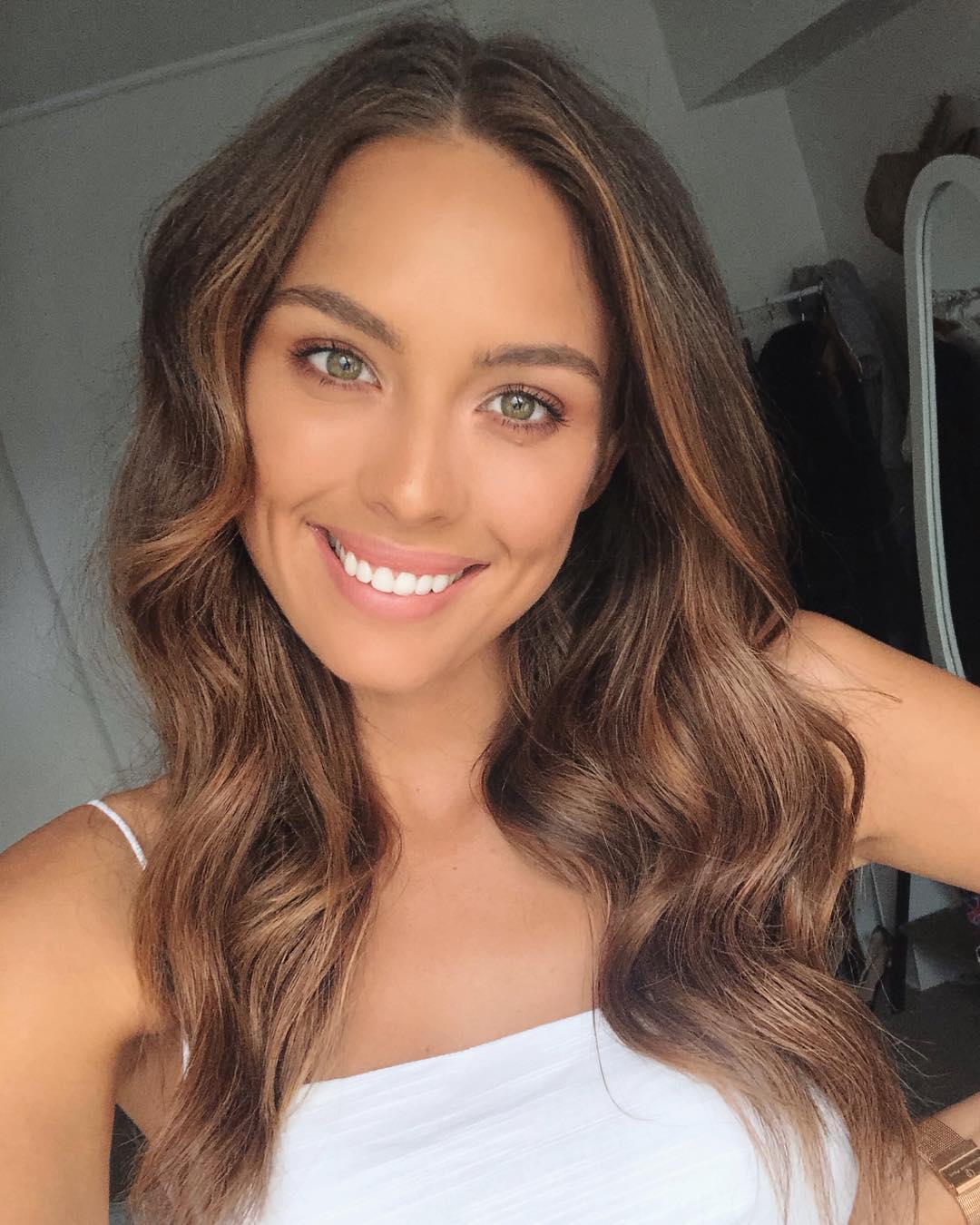 candidatas a miss universe australia 2019.   1tLEYg