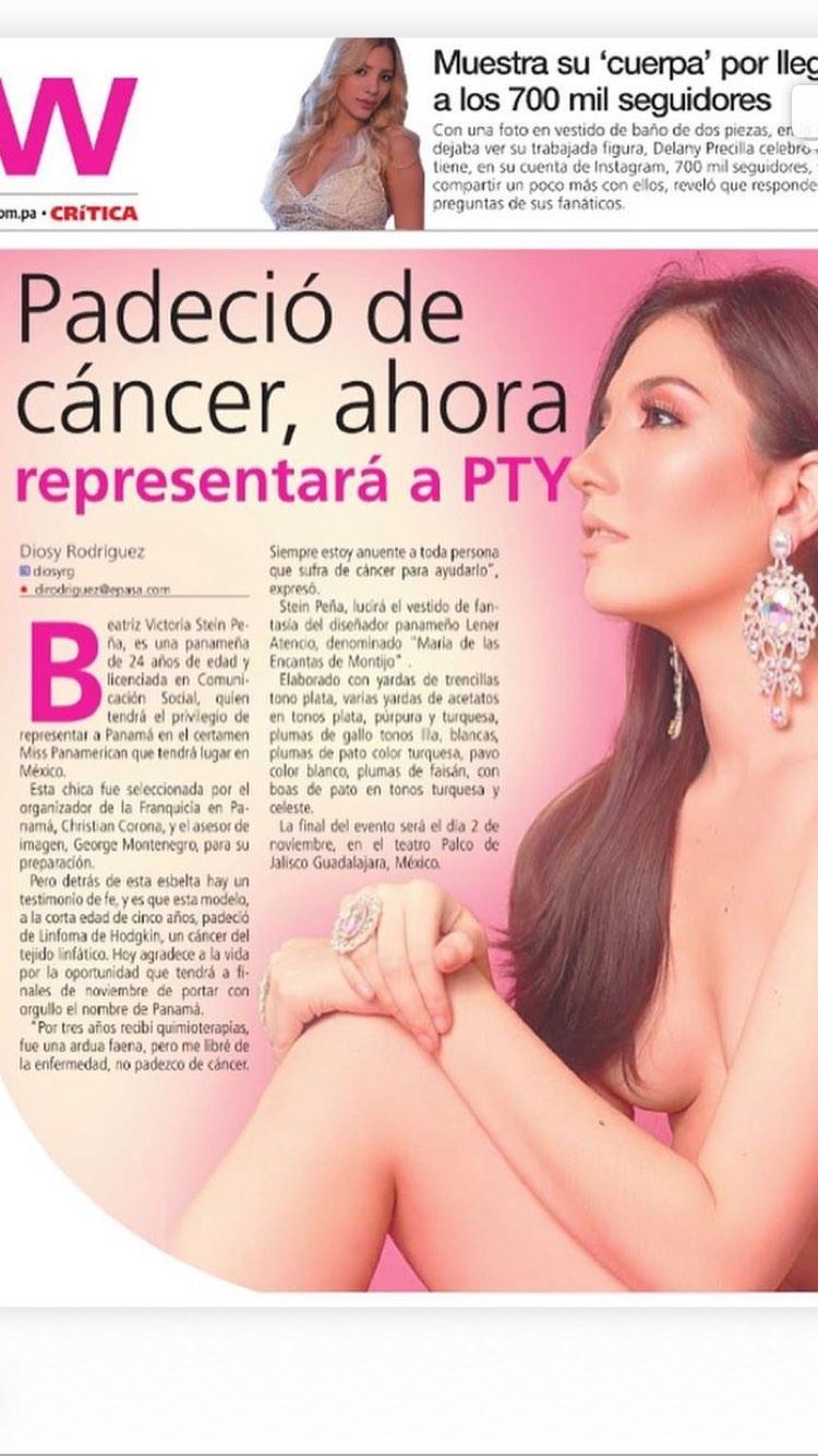 candidatas a miss panamerican international 2019. final: 2 nov. sede: guadalajara. - Página 5 1yNWCS