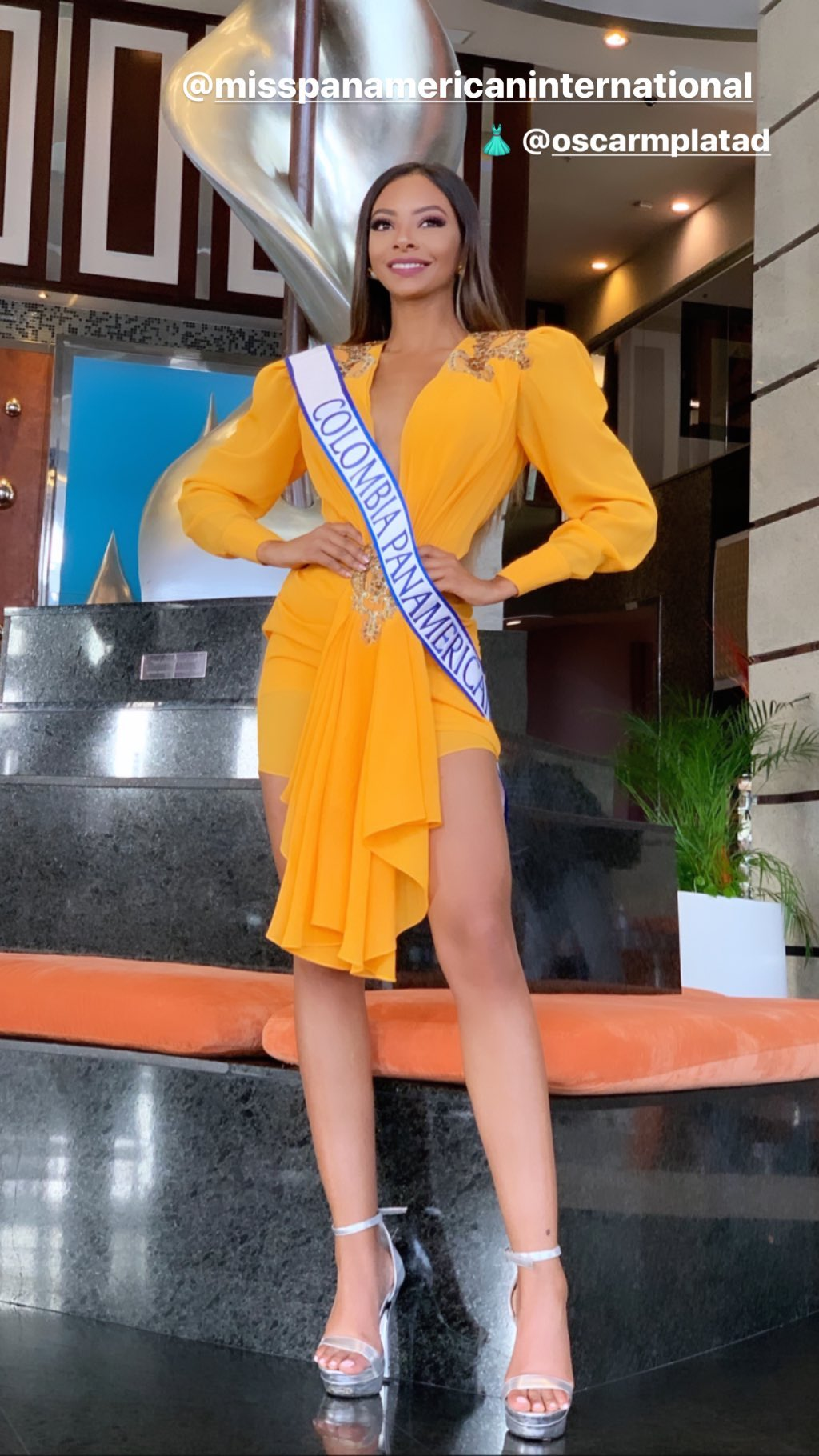 candidatas a miss panamerican international 2019. final: 2 nov. sede: guadalajara. - Página 9 1yrh2F