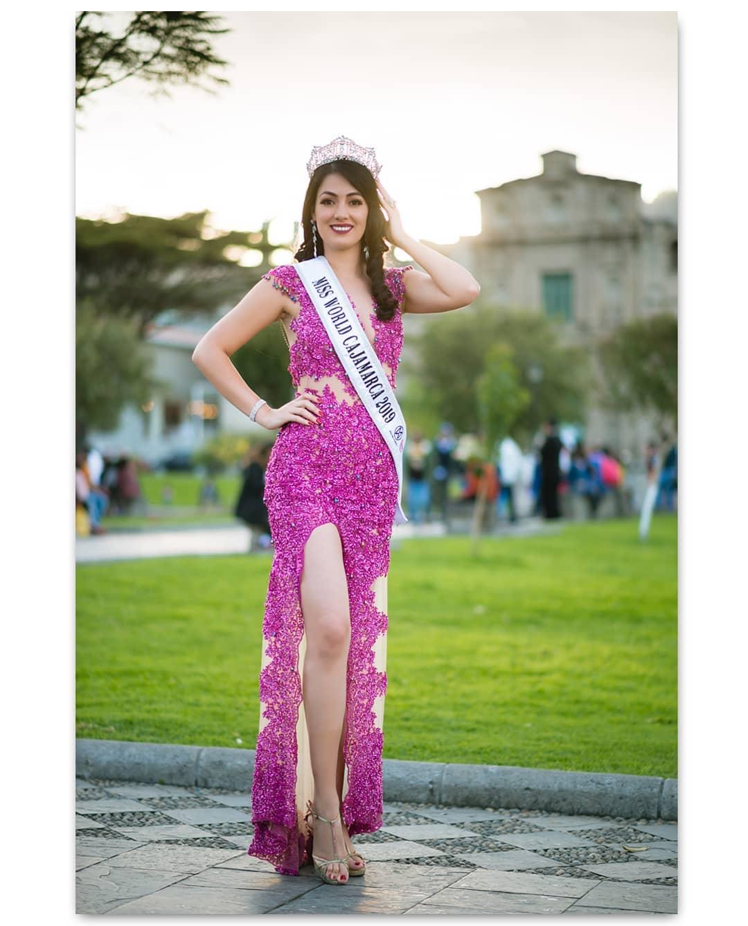 candidatas a miss peru mundo 2019. final: 18 agosto. - Página 2 1zESuP
