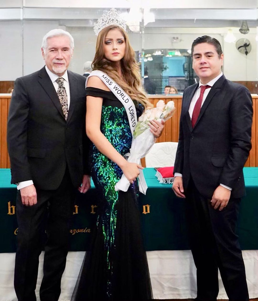 candidatas a miss peru mundo 2019. final: 18 agosto. - Página 5 1zp6Su