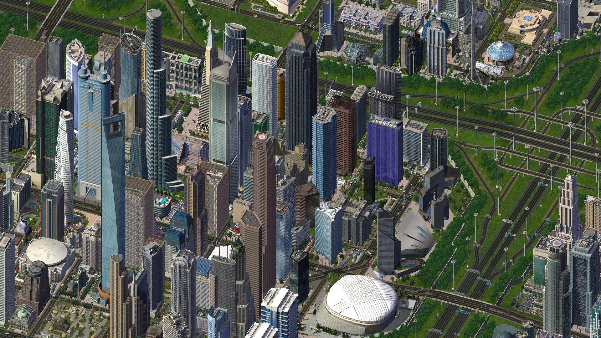 Free simcity games online no download