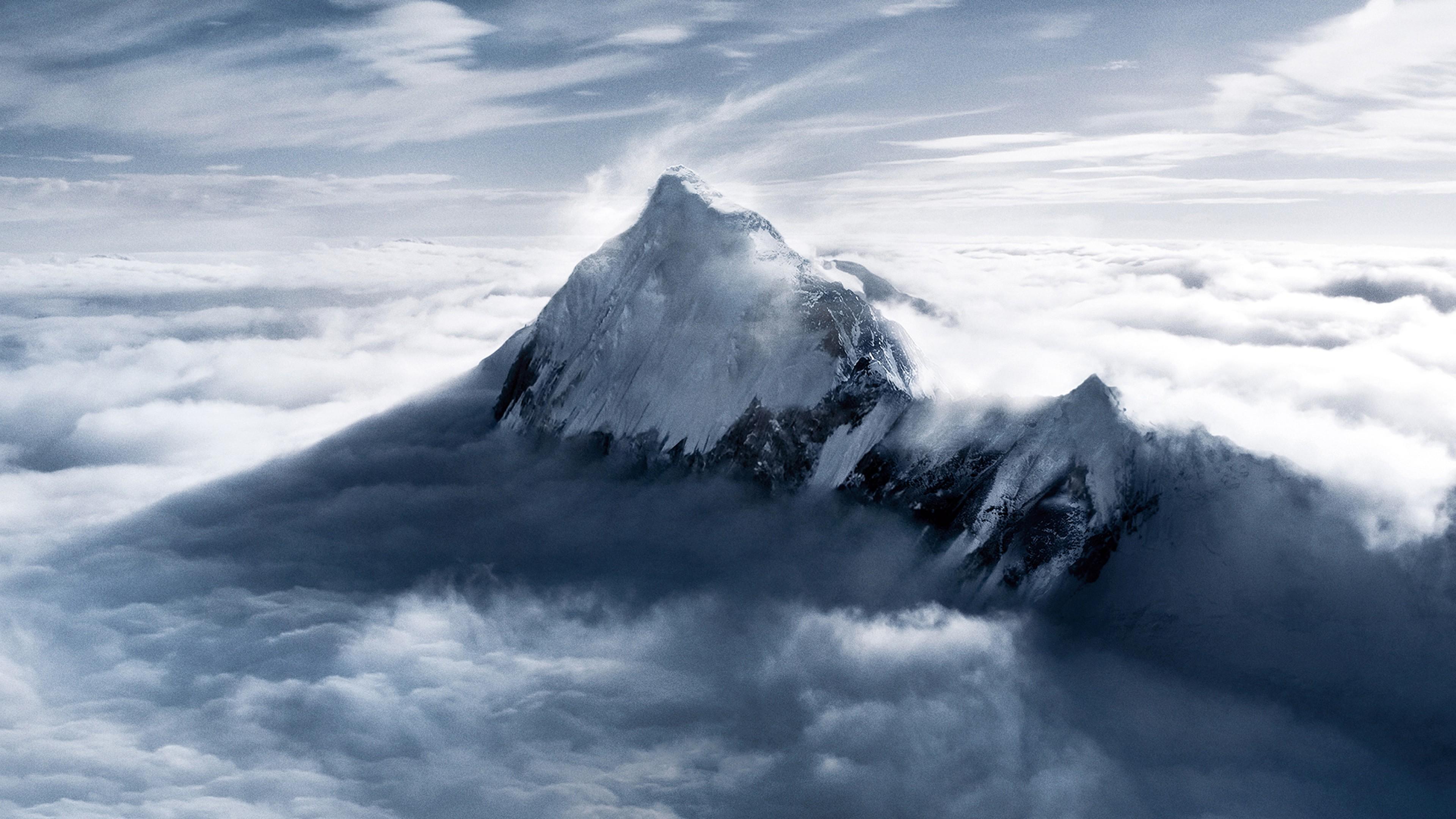 Ultra Hd 4k Mount Everest 3840x2160 Hd Computer Desktop