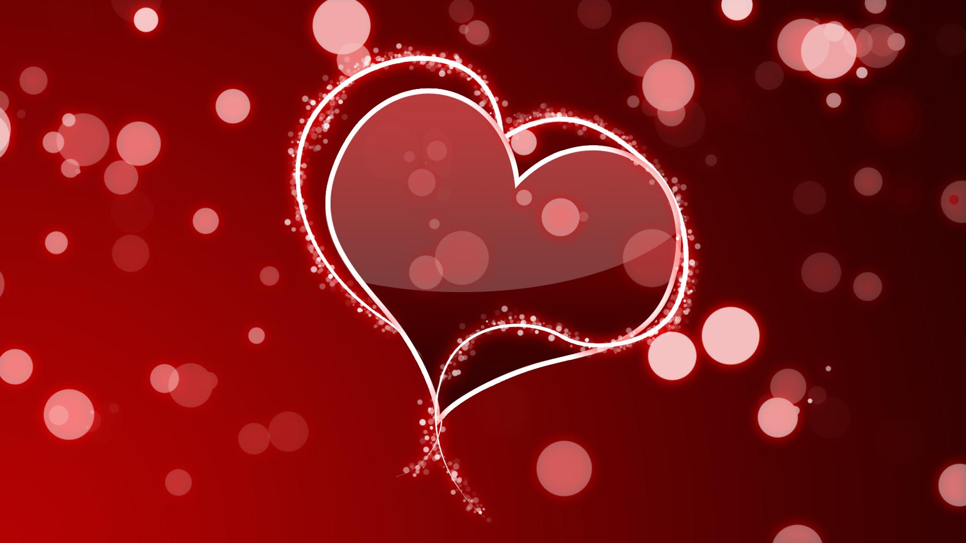 Фон для романтической открытки