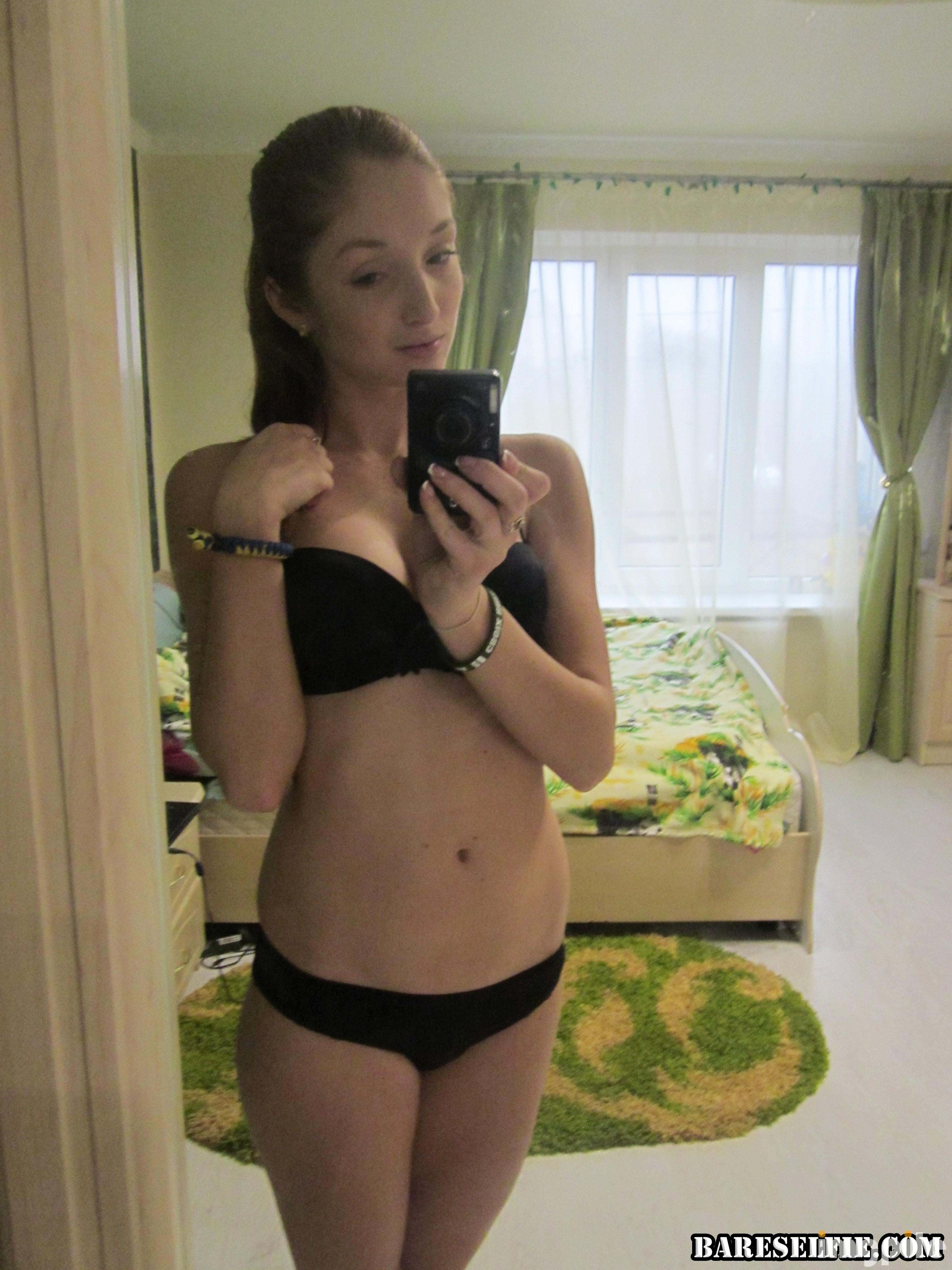 selfie Naked iphone girl