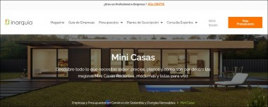 Descubre todo lo que necesitas sobre Mini Casas Prefabricadas. Precios, diseños y planos de Mini Casas. Rodantes, modernas y listas para vivir. ¡Adelante!   https://inarquia.es/casas-prefabricadas/mini/