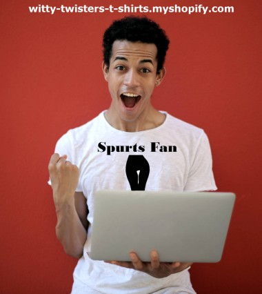 If you love it when a woman squirts or spurts during orgasm, then you're a Spurts Fan, not a sports fan. It is totally normal and is called female ejaculation. About 10 percent of women spurt during intense sexual excitement or orgasm and this fluid is not urine by the way. With this sexually suggestive t-shirt you can even start up an actual sport with spurting for distance.   Buy this sexy, sex related spurting t-shirt here:  https://witty-twisters-t-shirts.myshopify.com/search?q=Spurts+Fan