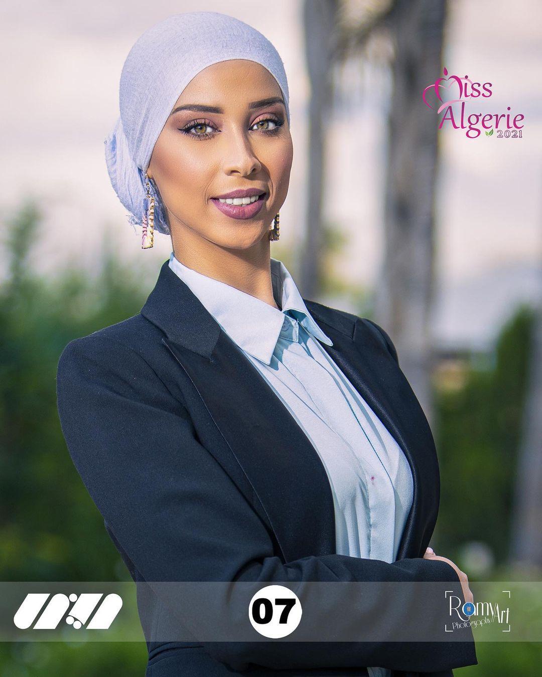 candidatas a miss algeria 2021. final: 12 feb. 7PKRUh
